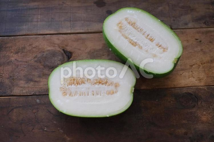 冬瓜の写真