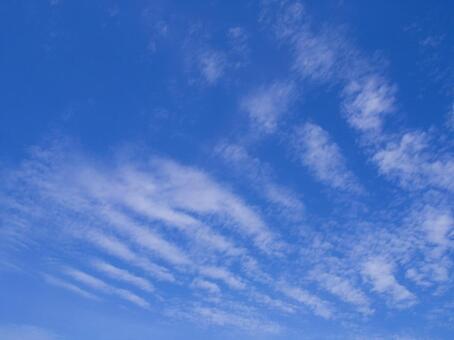 秋天的天空E
