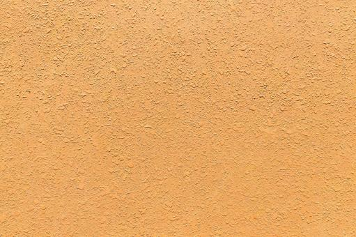 Background texture: exterior wall plaster wall orange
