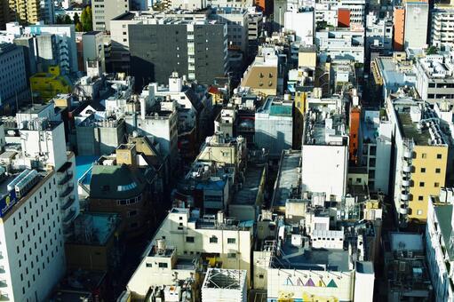 빌딩이나 건물의 이미지 (센다이의 거리) 2