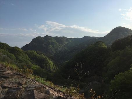 自然 昇仙峡