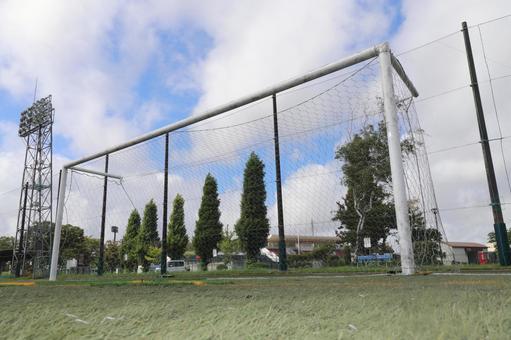 Soccer field goal