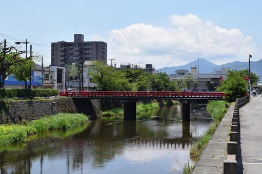 三雪橋 (御幸橋)와 우치