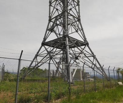 Communication antenna Tower feet