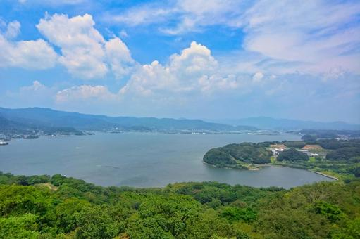 Lake Hamana 004