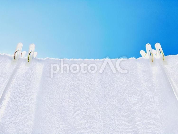 洗濯日和の写真