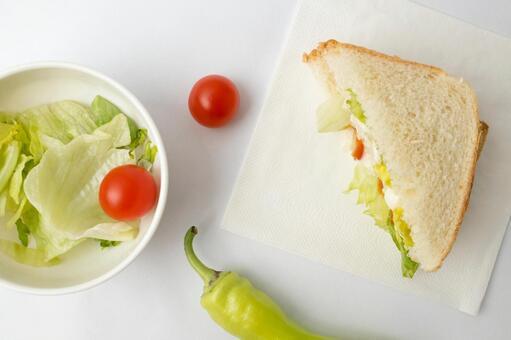 面包三明治6