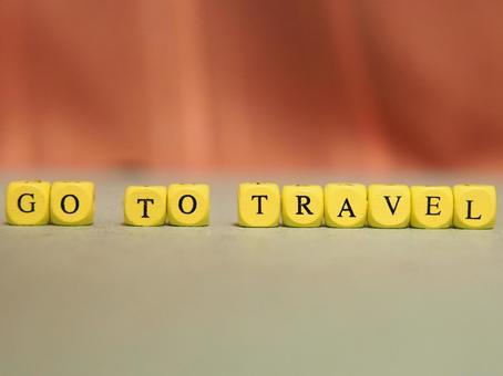 GO TO TRAVEL (고 투 여행) 문자 소재
