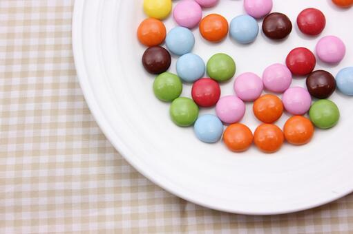 Colorful chocolate 6
