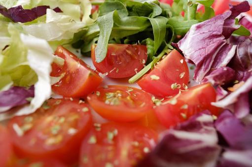 Cut salad 2