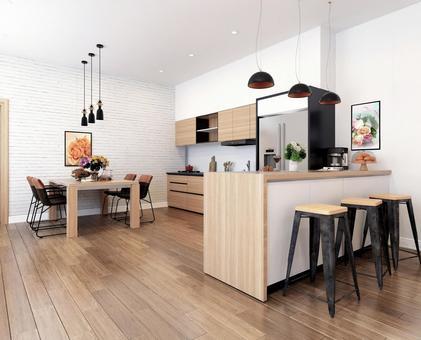Dining kitchen 9