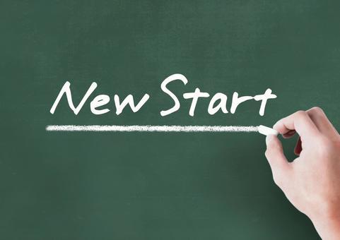 Blackboard New Start