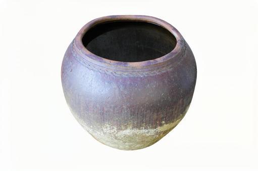 Jar (white background)