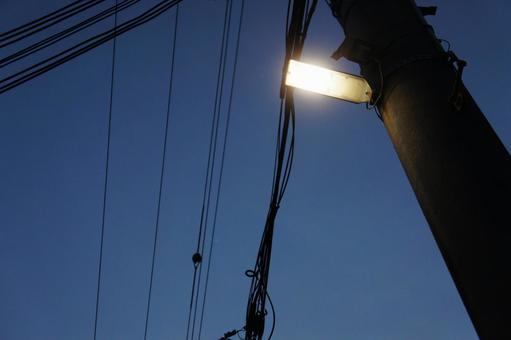 Street lights (LED)