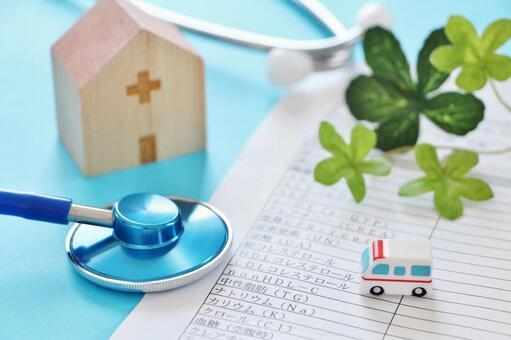 Regular medical examination health examination