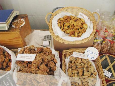 Sales of Italian baked confectionery