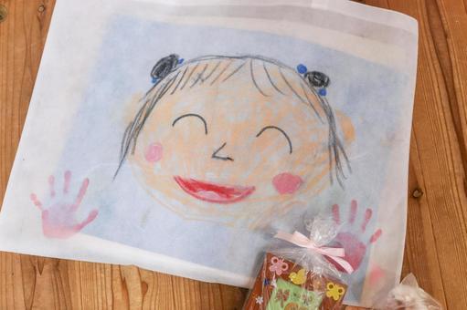 아이의 그림