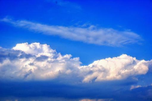 하늘과 구름 _3