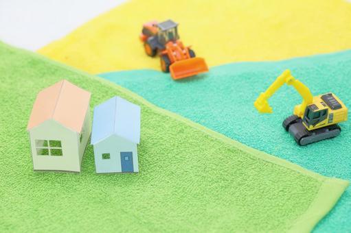 토지의 개발 모형