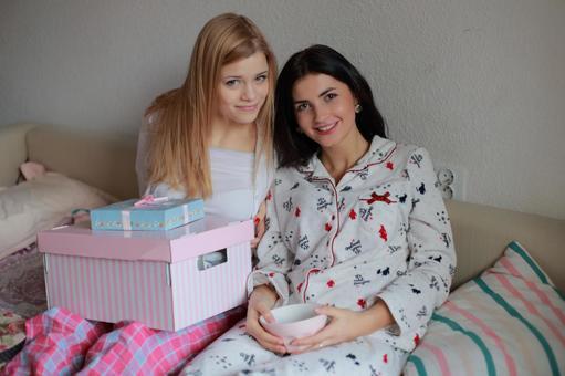 Pajamas Party 16