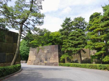 Edo Castle 36 Sanno Gomon