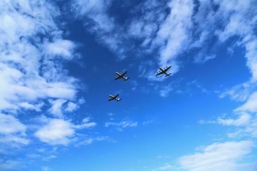 飞行机 P-3C