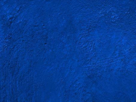 Oil on background texture blue [background material blue texture pattern calm wall paint art dark]
