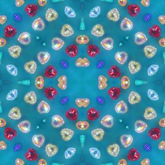 Enchanted pattern 1