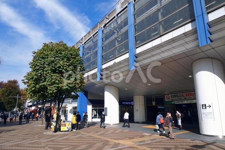 JR赤羽駅 西口の写真