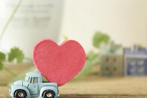 提供心脏2的浅兰的汽车