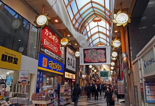 Nakano Sun Mall Shopping Street