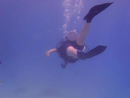 Guam / scuba diving