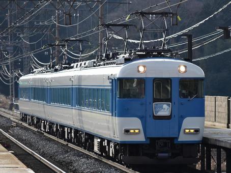 Kinki Nippon Railway 15200 series dedicated Aozora 4-car train