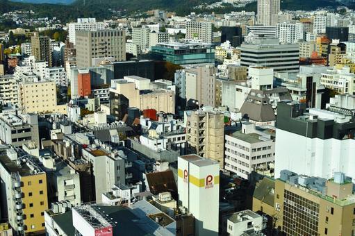 빌딩이나 건물의 이미지 (센다이의 거리) 1