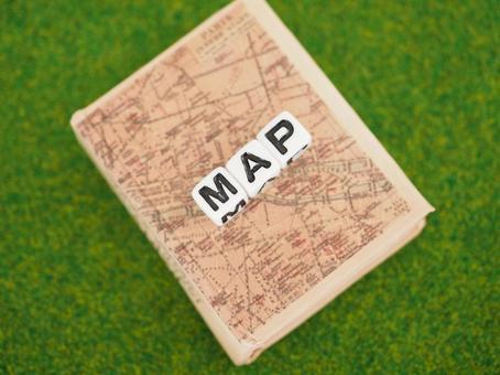지도 책 및 MAP