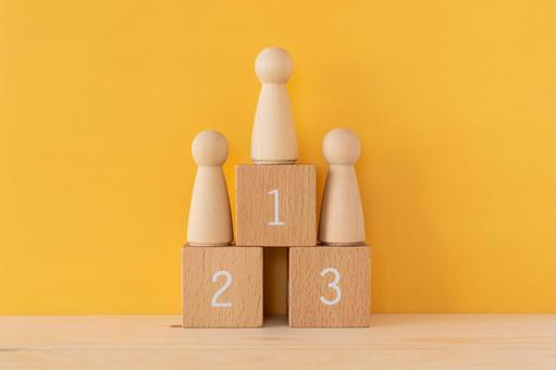 """Podium, ranking 