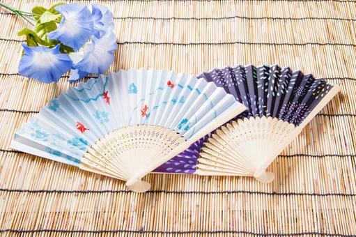 Summer in Japan ~ Folding fan ~