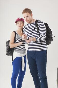 A couple to travel 17