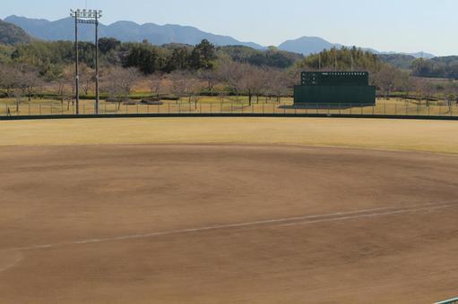 Baseball field Grand 002