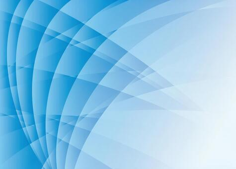 Blue wave gradient background material texture