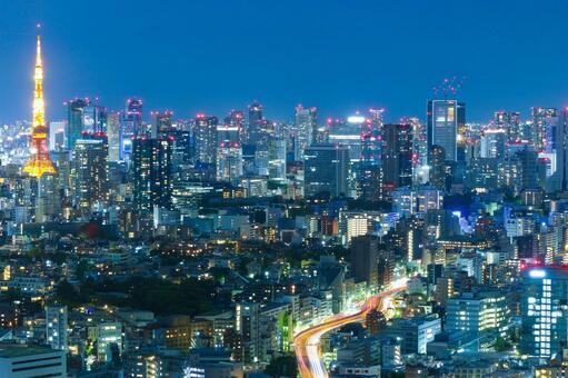 도쿄 야경 Ⅱ