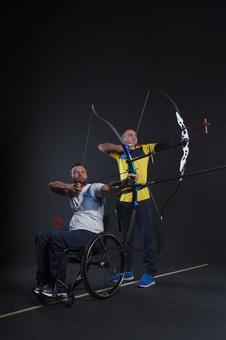 Parasport Archery 96