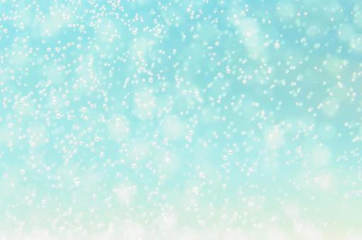 Carbonated water bubbles background