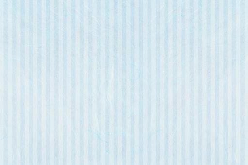 Blue and white striped Japanese paper texture background material