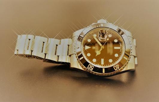 Fashionable wristwatch
