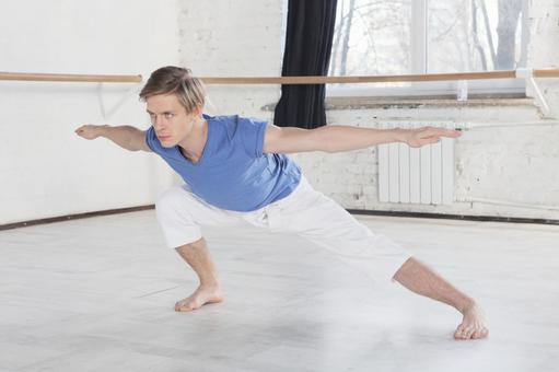 Men who do gymnastics 1