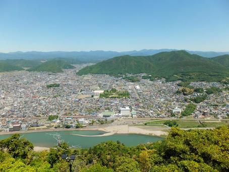 Gifu Prefecture · View from Gifu Castle