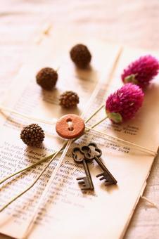 Sennichiko and antique keys