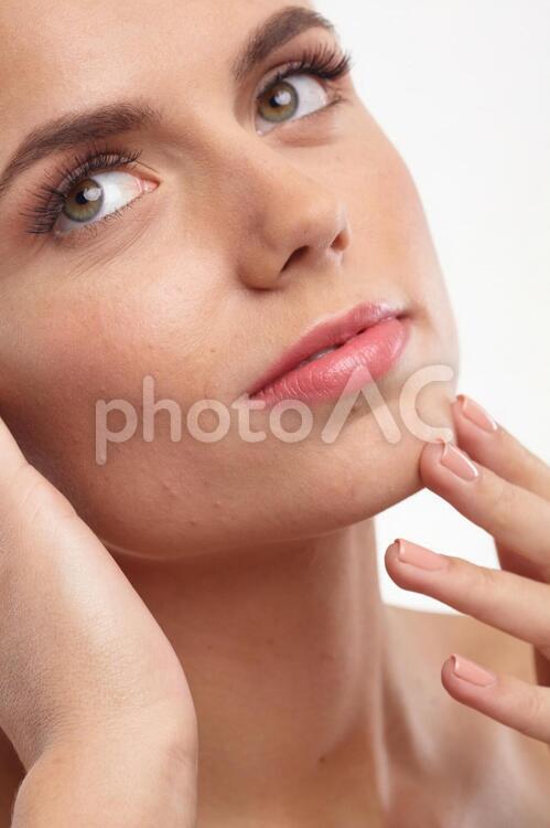 女性 ビューティーイメージ73の写真