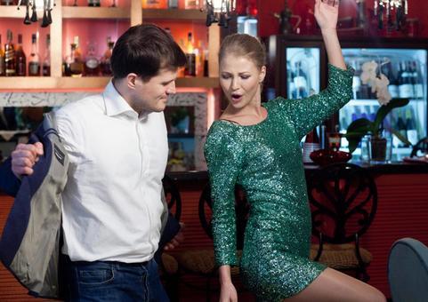Dancing couple 21